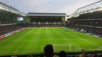 boxing day à ibrox park