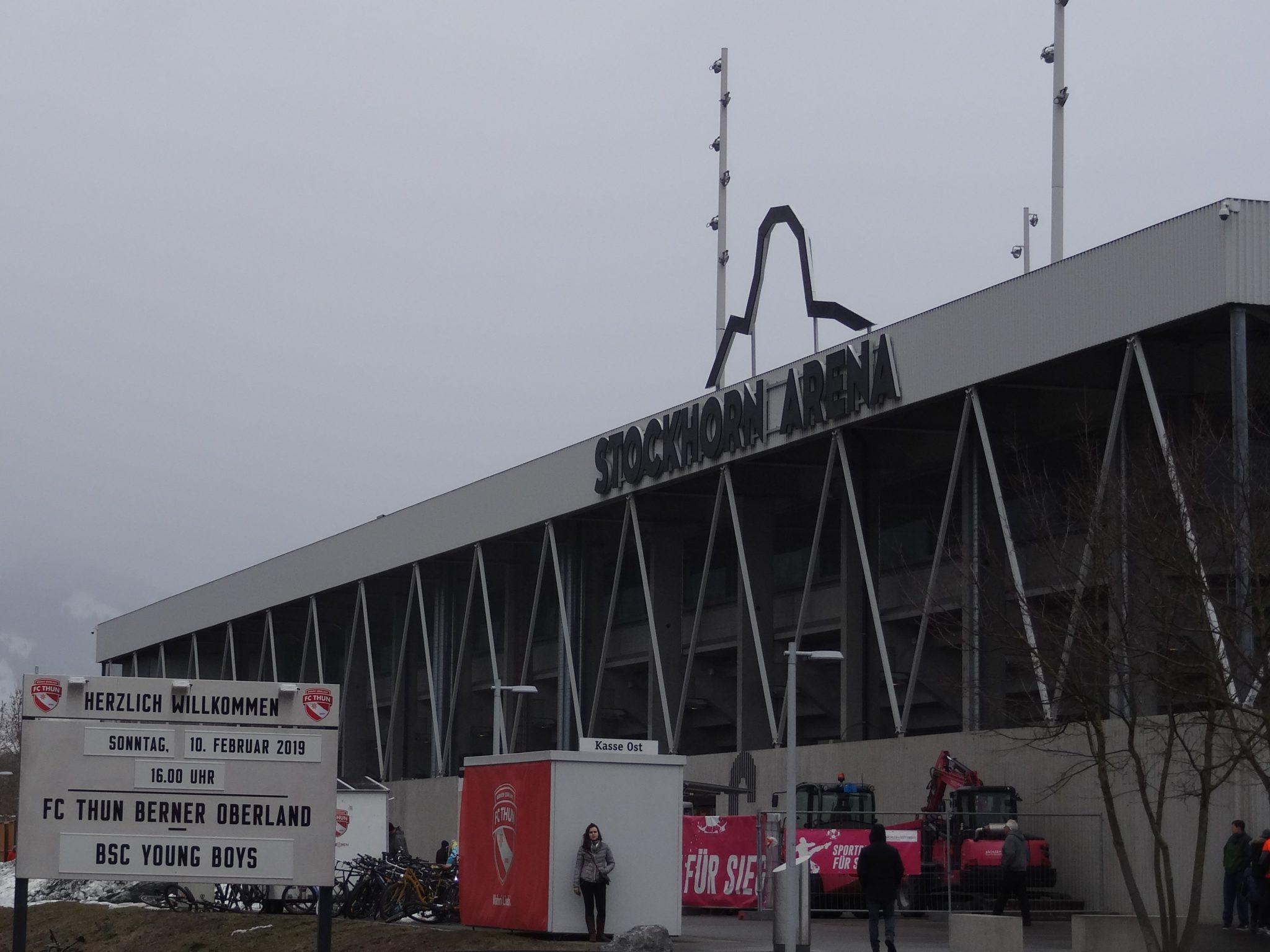 En cortège pour le derby de Berne : FC Thun – BSC Young Boys post thumbnail image