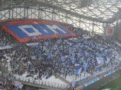 tifo OM vs Angers