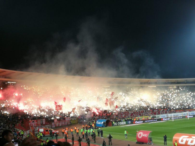 Le derby de Belgrade : Etoile Rouge - Partizan