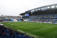 Le stade vu de l'intérieur