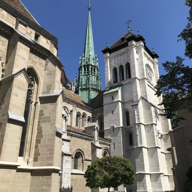 Centre ville de Genève