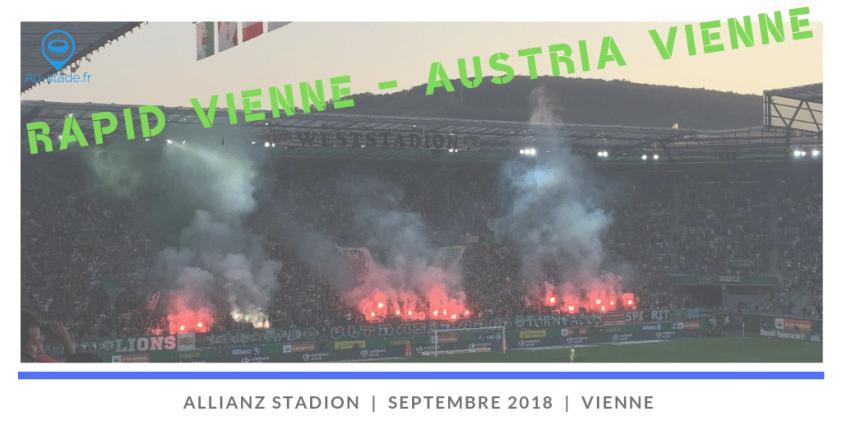 Rapid Vienne - Austria Vienne