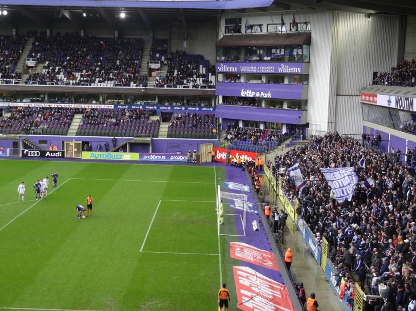 RSCA Anderlecht - Cercle Bruges