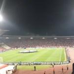 Etoile Rouge de Belgrade - Olympiakos Le Pirée