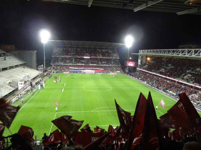 FC Metz - Strasbourg