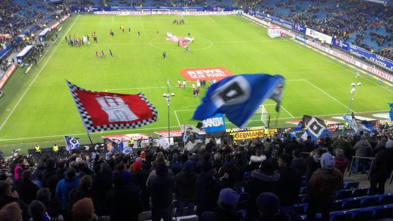 Hambourg SV - 1 FC Nuremberg - Groundhopping Allemagne - Au stade