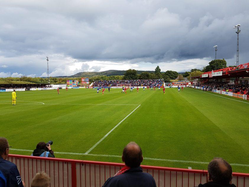 Bienvenue à Accrington - 1ère partie : la League Two.