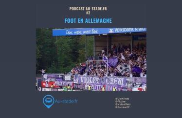 Au-stade.fr, le podcast n°2: l'Allemagne.