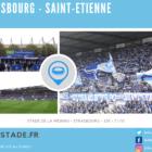 RC Strasbourg Alsace – AS Saint-Étienne