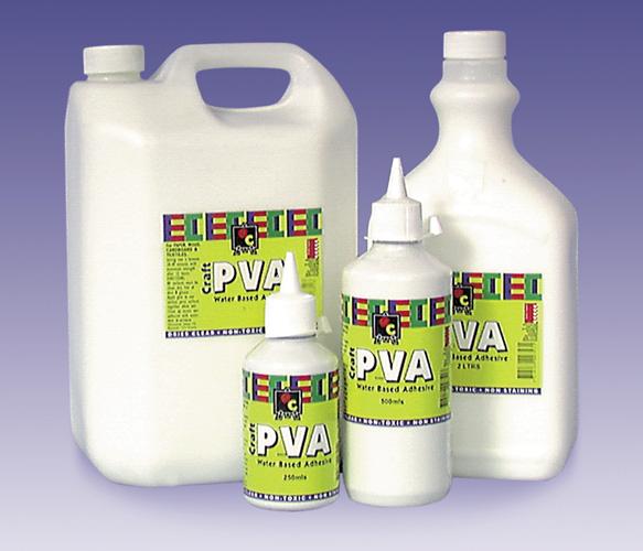 Pva Glue Information