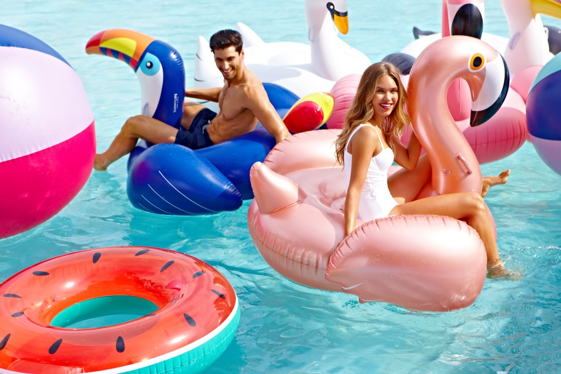 Discover How to BrightenUp the Season with Sunnylife Inflatables