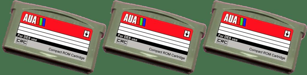 Compact Rom Cartridge para DES 1