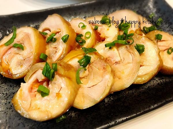 【シャトルシェフレシピ】マーマレードと紅茶で煮る鶏チャーシュー