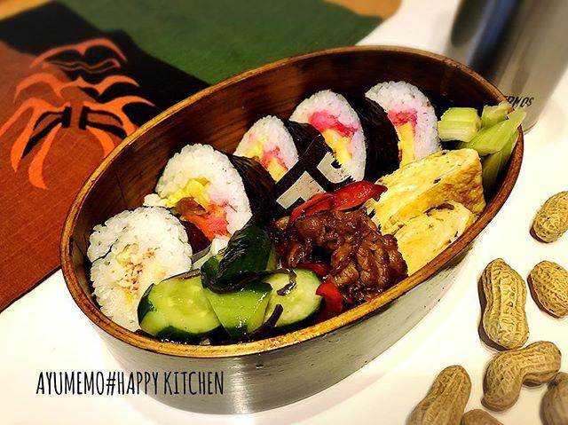 巻き寿司弁当
