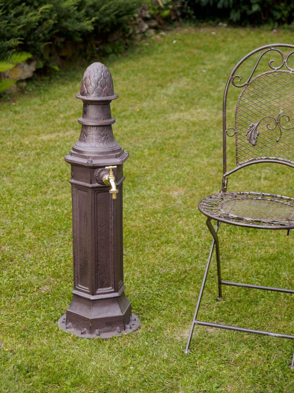 Waschbecken Antik Eisen Standbrunnen Waschbecken Garten Antik Stil