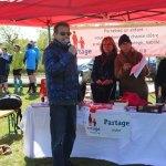 Trail de Montaigu organisé par Partage Aube