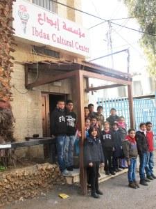 Partenaire de Partage IBDAA en Palestine