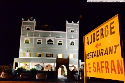 Auberge Restaurant le Safran Taliouine - sud Maroc