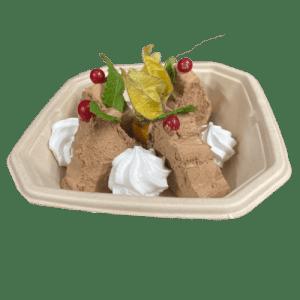 Marquise au chocolat et Toblerone