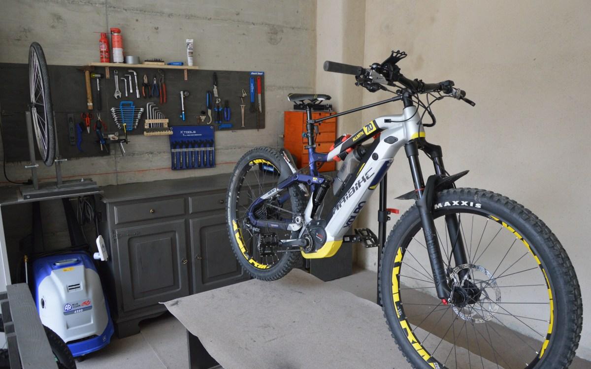 Workshop Meccanica Base per Bicicletta