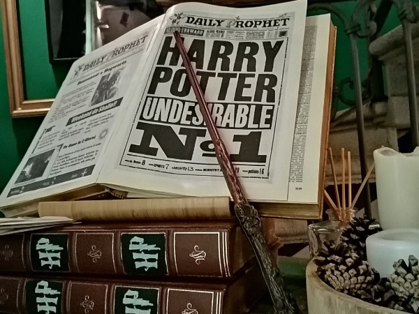 Weekend Harry Potter
