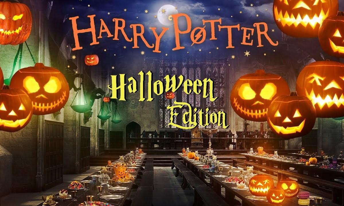 Weekend Harry Potter Halloween Edition