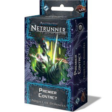 EDG760130 001 - Android Netrunner - Premier contact