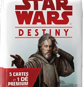 EDG761940 001 285x300 - Star Wars Destiny - Booster La voie de la Force