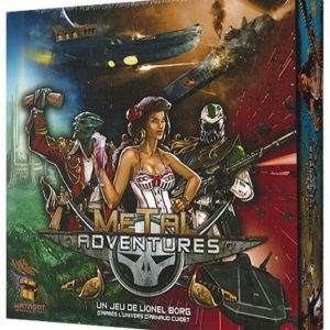 MAT664195 001 300x300 - Metal Adventures - Le jeu de base
