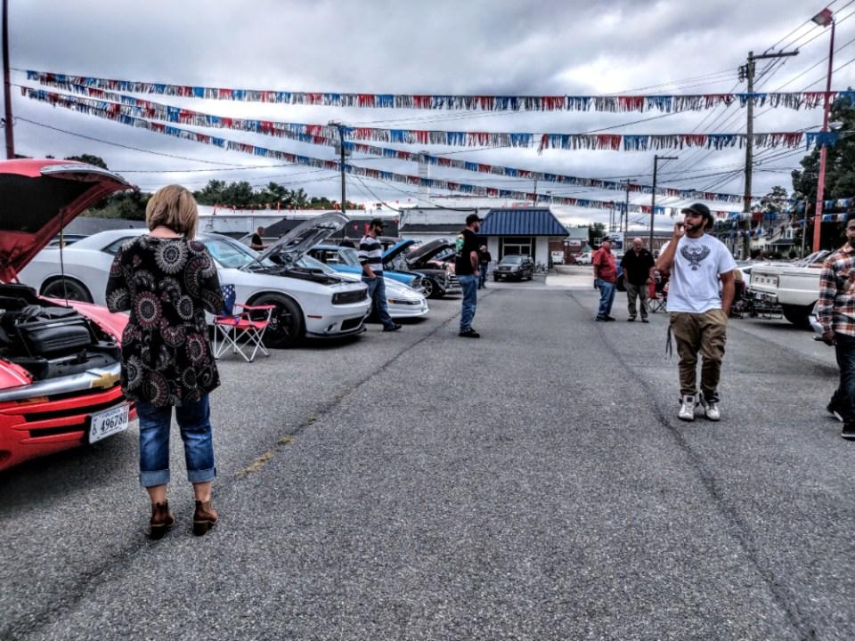 Curtis Motor Cruiz-In Fall 2019