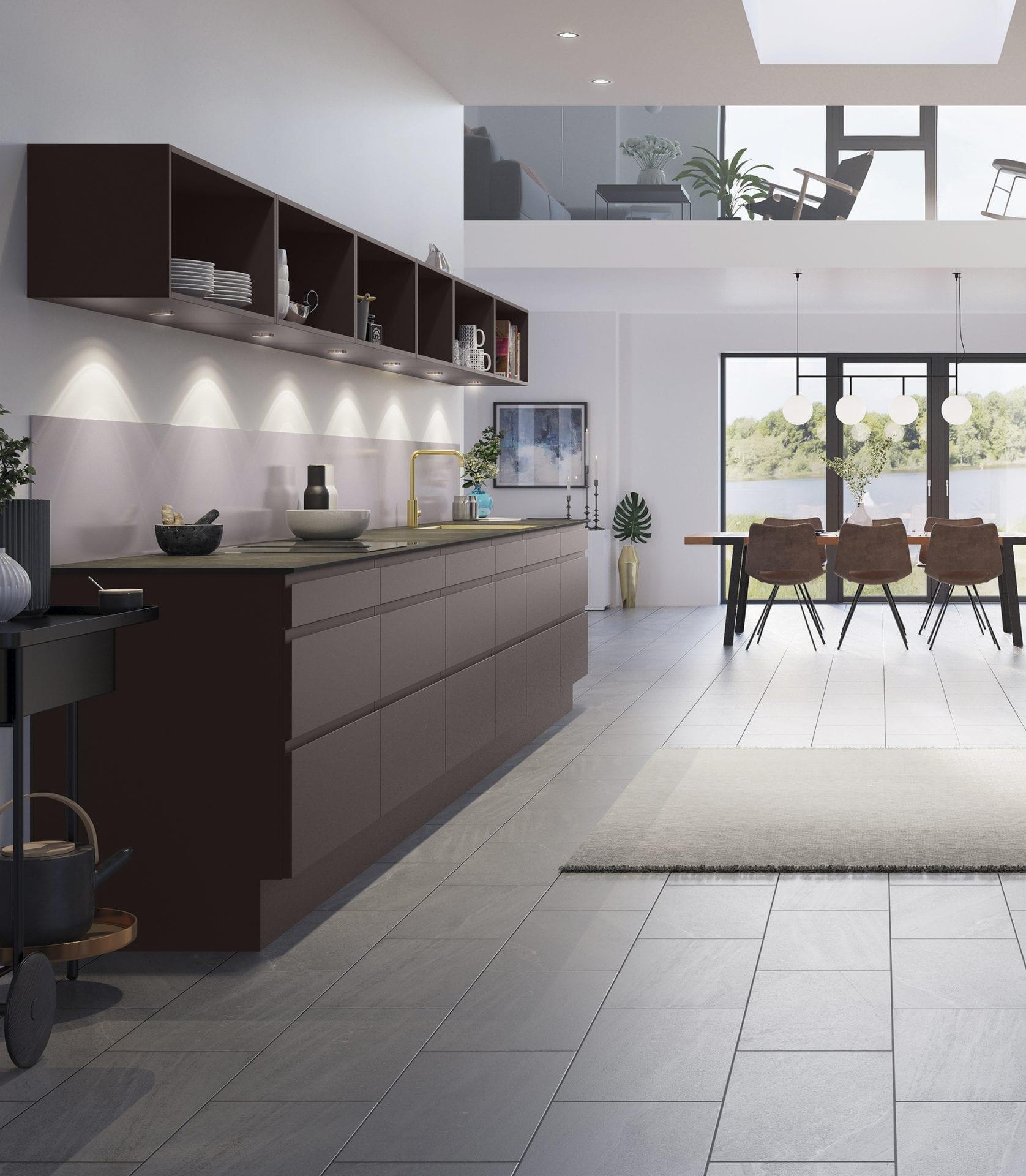 Det Grebsfrie Kokken Rent Skandinavisk Design Aubo