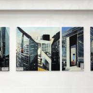 exposition-secrets-defense-peintures-de-michelle-auboiron-kiron-galerie-paris-2009-18 thumbnail