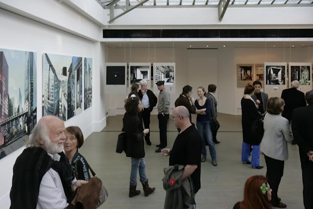 exposition-secrets-defense-peintures-de-michelle-auboiron-kiron-galerie-paris-2009