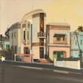 Villa 1930 à Miramar - La Habana - Peinture de Michelle Auboiron