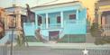 Villas de la Havane - Acrylique sur toile de Michelle Auboiron