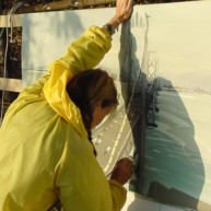 Michelle-Auboiron-Bridges-of-Fame-peinture-live-New-York-San-Francisco-2003--44 thumbnail