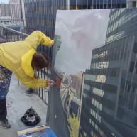 Michelle-Auboiron-Bridges-of-Fame-peinture-live-New-York-San-Francisco-2003--56 thumbnail