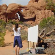 Michelle-Auboiron-Colorado-peintures-Ouest-americain-Utah-Nevada-Arizona-Californie-2001--52 thumbnail