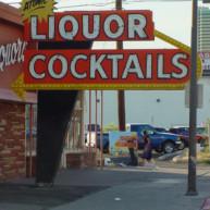 Michelle-Auboiron-Motels-of-the-50-s-peinture-live-a-Las-Vegas-6 thumbnail