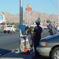 Michelle-Auboiron-Motels-of-the-50-s-peinture-live-a-Las-Vegas-22 thumbnail