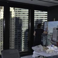 peintures-live-de-chicago-par-michelle-auboiron-2 thumbnail