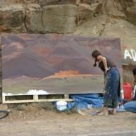 michelle-auboiron-peintre-en-action-sud-marocain--10 thumbnail