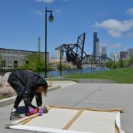 01-Saint-Charles-Air-Line-Bridge-Chicago-painting-Michelle-Auboiron thumbnail
