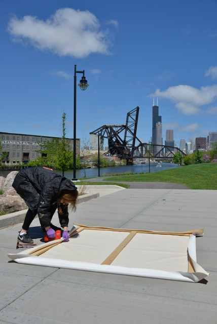01-Saint-Charles-Air-Line-Bridge-Chicago-painting-Michelle-Auboiron