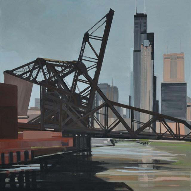 10-Saint-Charles-Air-Line-Bridge-Chicago-peinture-Michelle-Auboiron-2