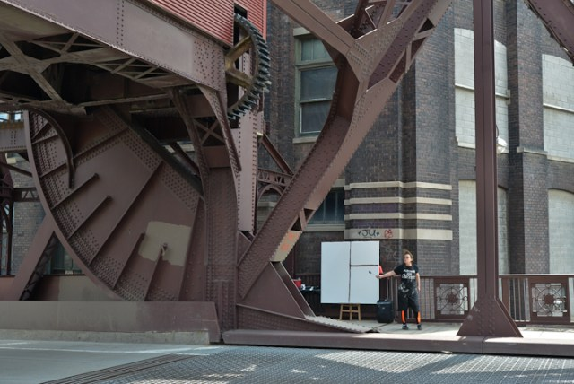 Cermak-Road-Bridge-Chicago-peinture-Michelle-Auboiron-2015-4