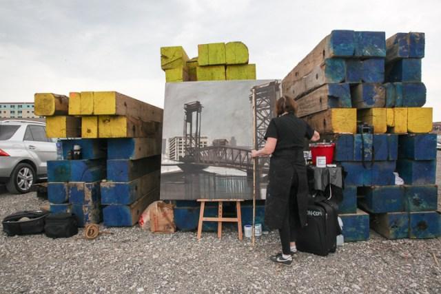 Peinture-ponts-de-chicago-Michelle-Auboiron--12