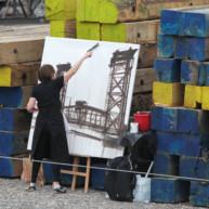 Peinture-ponts-de-chicago-Michelle-Auboiron--4 thumbnail