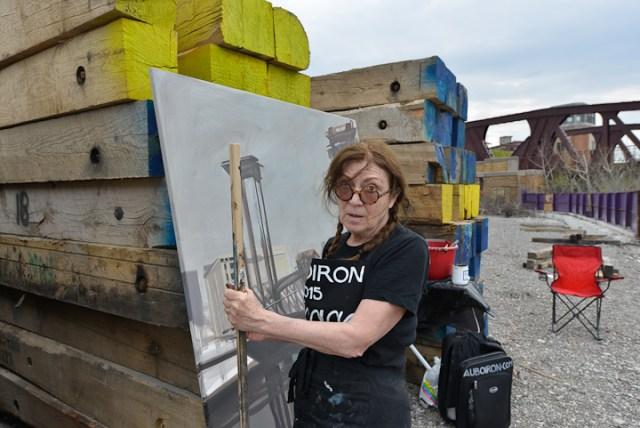 Peinture-ponts-de-chicago-Michelle-Auboiron--9